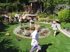 artificial-grass for kids